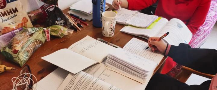莫斯科国立师范大学学联:隔离室的故事